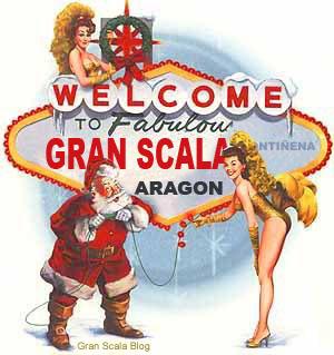 Feliz Navidad desde Gran Scala Ontiñena